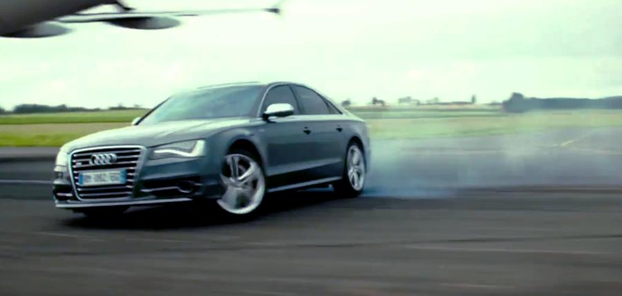 Noul Audi din Transporter Refueled