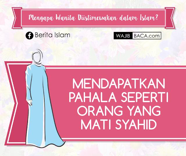 Saudariku Kamu Harus Bangga, Ini Alasan Mengapa Wanita Sangat Terpandang dalam Islam!