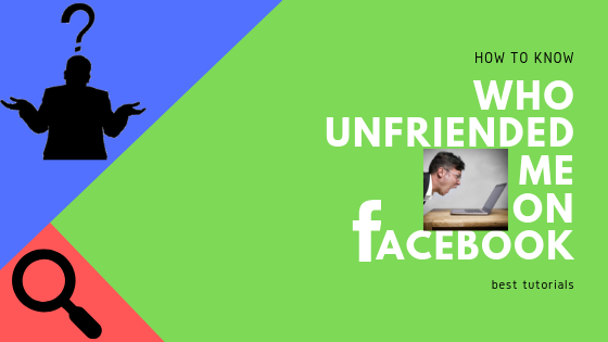 How Can You See If Someone Unfriends You On Facebook<br/>