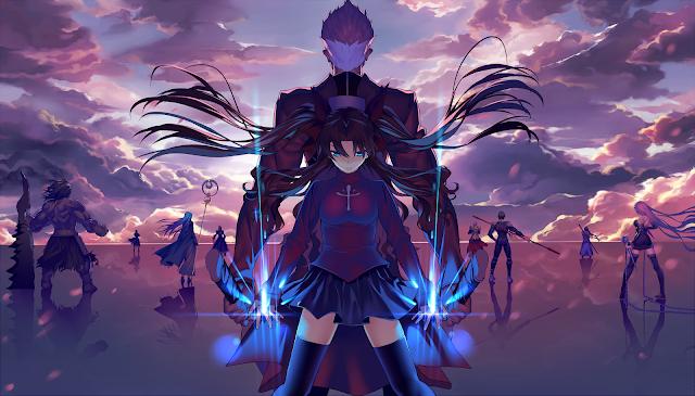 Top anime fantasy hay nhất vietsub online