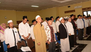 Pengurus DMI Kabupaten Lombok Utara Resmi Dilantik