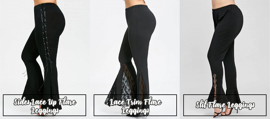 Leggings Flare (leggings)