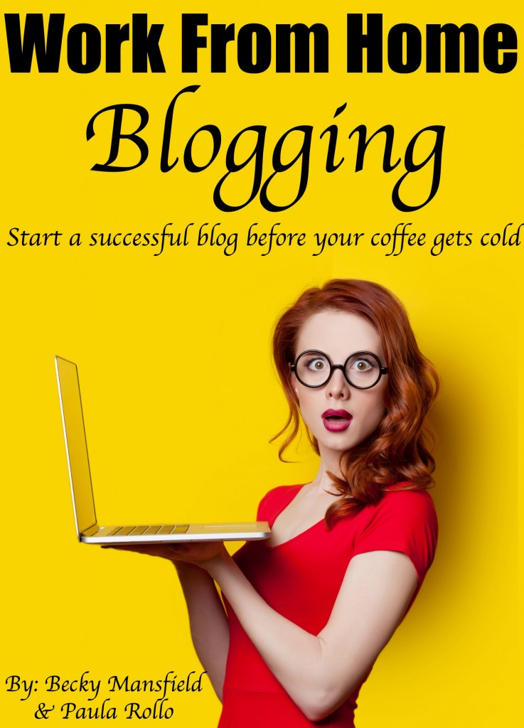 Work from home blogging