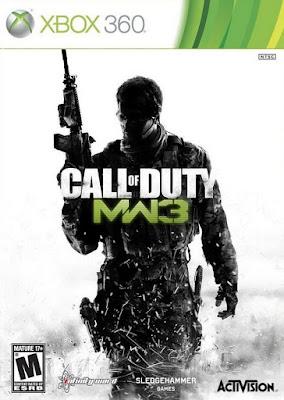 یاری call of duty modern warfare 3 بۆ xbox360 داگرتن لهڕێگهی تۆرینێت