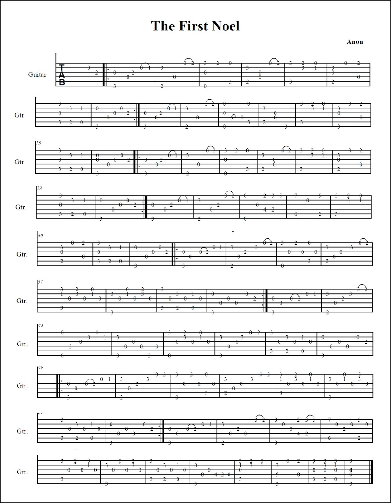 Albela sajan aayo re guitar chords images guitar chords examples guitar chords to silent night images guitar chords examples mattwins free christmas tabs for classical guitar hexwebz Image collections