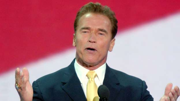 Arnold Schwarzenegger Fires Back at Trump's 'Apprentice' Ratings Diss
