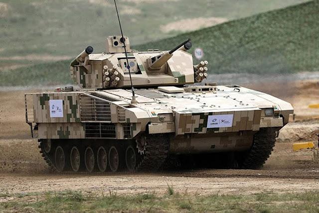 Бронированная машина пехоты БМП VN17