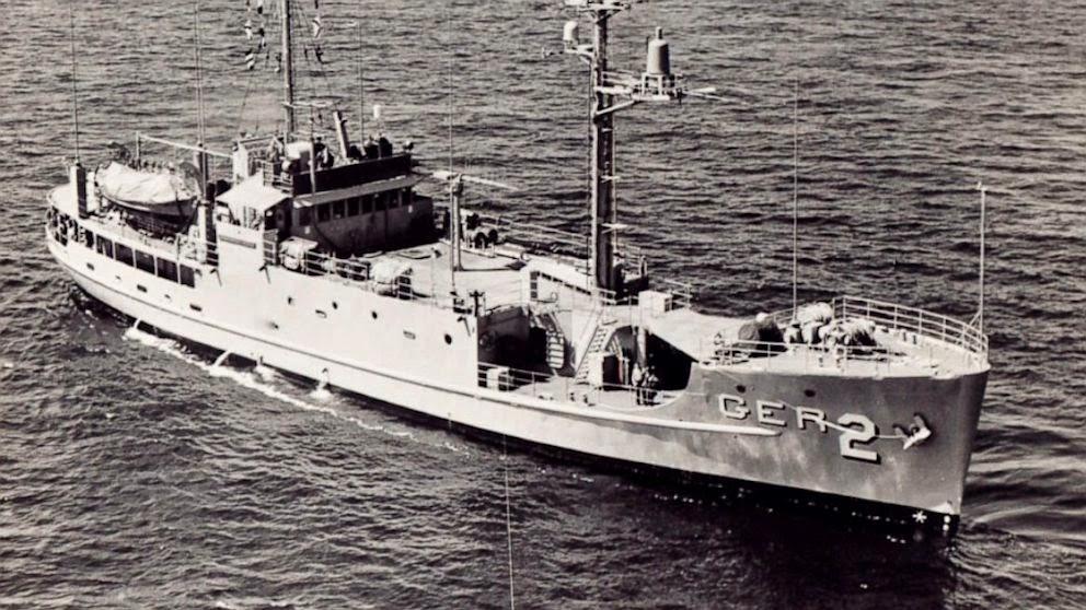 El USS Pueblo