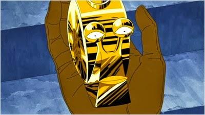 แมลงโทรสารทองคำส่งสัญญาณบัสเตอร์คอล
