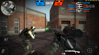 Bullet Force Apk + Obb Data - Free Download Android Game