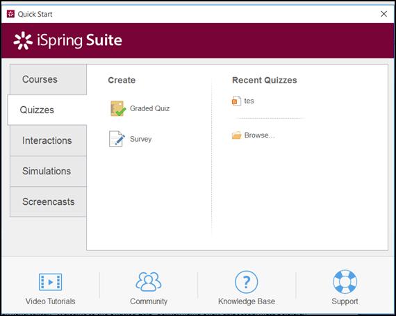 Cara membuat ujian online interaktif dengan iSpring suite