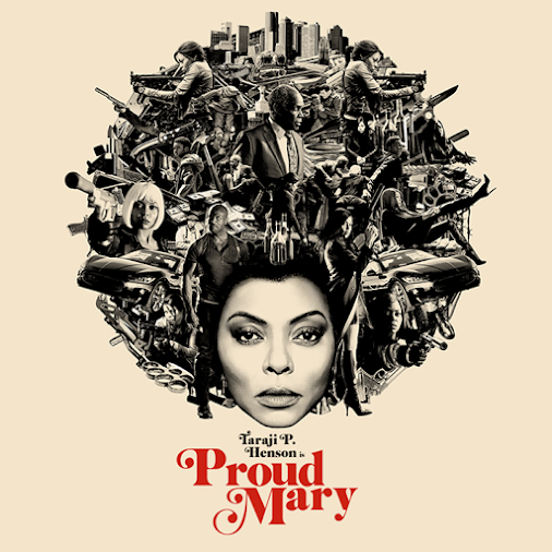 "Movie Review: ""Proud Mary""  #MWM If Taraji P. Henson could've done everything in this movie, it might've..."
