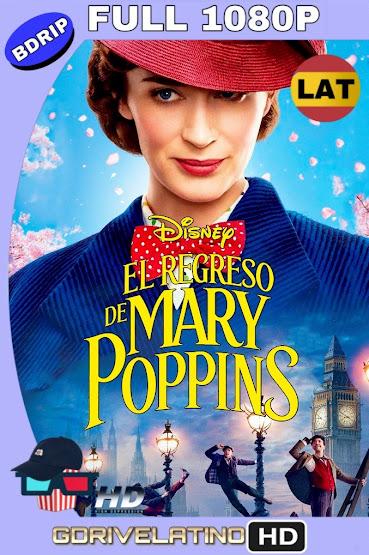 El Regreso de Mary Poppins (2018) BDRip 1080p Latino-Ingles MKV