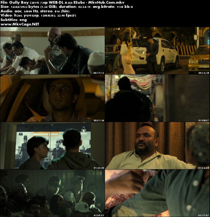 Gully Boy 2019 720p HDRip Full Hindi Movie Download HD
