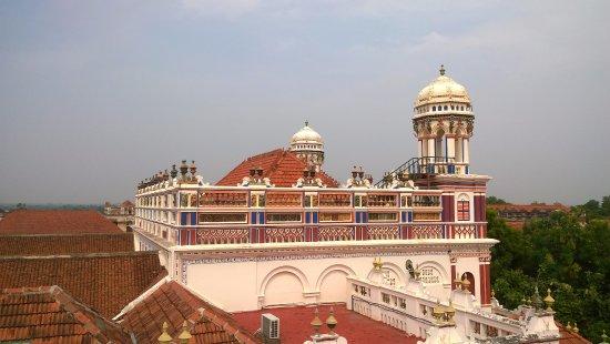 The Cultural Heritage of India: * Chidambara Vilas Hotel