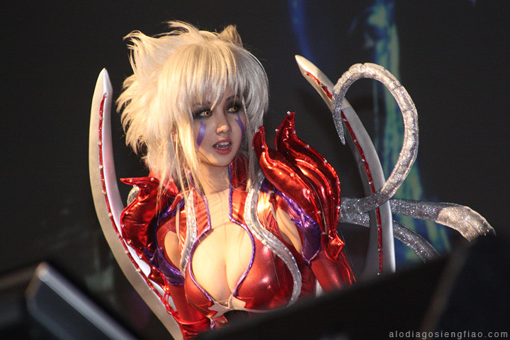 witchblade cosplay porn