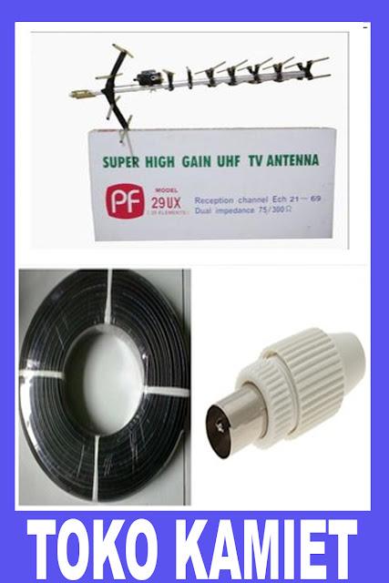 Pasang Antena TV