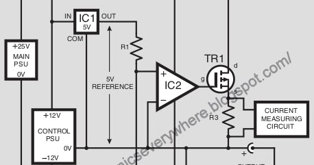 Electronics EveryWhere: Versatile Bench Power Supply