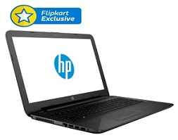 Steal Deal:HP 15-ac170tu Core i3 (5th Gen)-(4 GB DDR3/500 GB HDD/Free DOS) Notebook for Rs.24990 or Rs.22990 (with CITI Cards) @ Flipkart