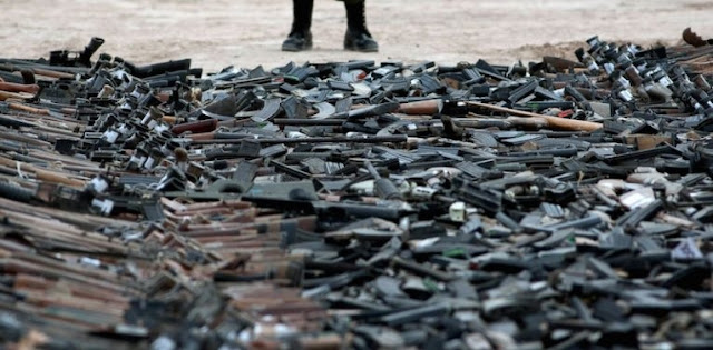 "US enters the ""scene"": The only and largest importer of weapons in Albania"