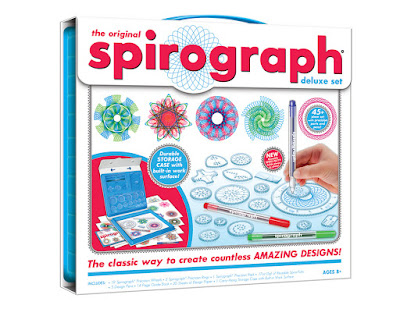 Spirograph Deluxe Playset