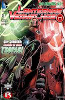 Os Novos 52! Lanternas Vermelhos #21