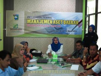 manajemen aset Kabupaten Tanah Laut