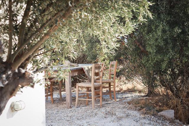 apartamento schinopi, isla de milos, grecia