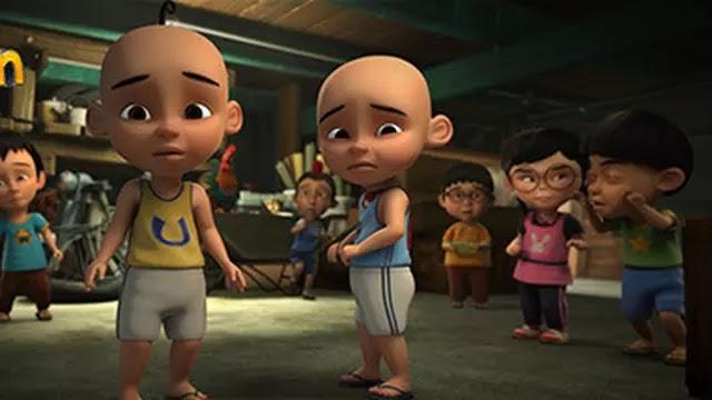 Sinopsis Film UPIN & IPIN: KERIS SIAMANG TUNGGAL