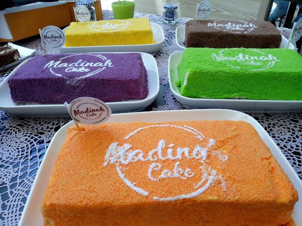 MADINAH CAKE KULINER CANTIK DARI BANDUNG