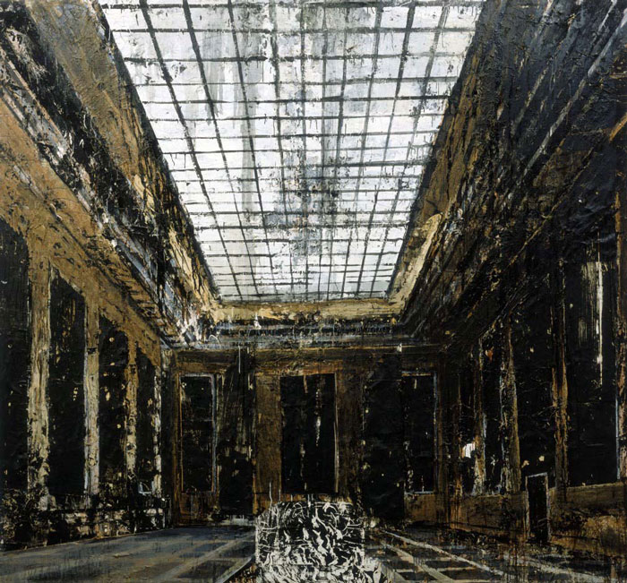 Anselm Kiefer Interior