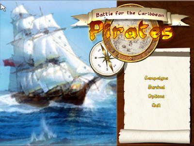 加勒比海盜大戰,滑鼠控制的砲轟射擊遊戲!
