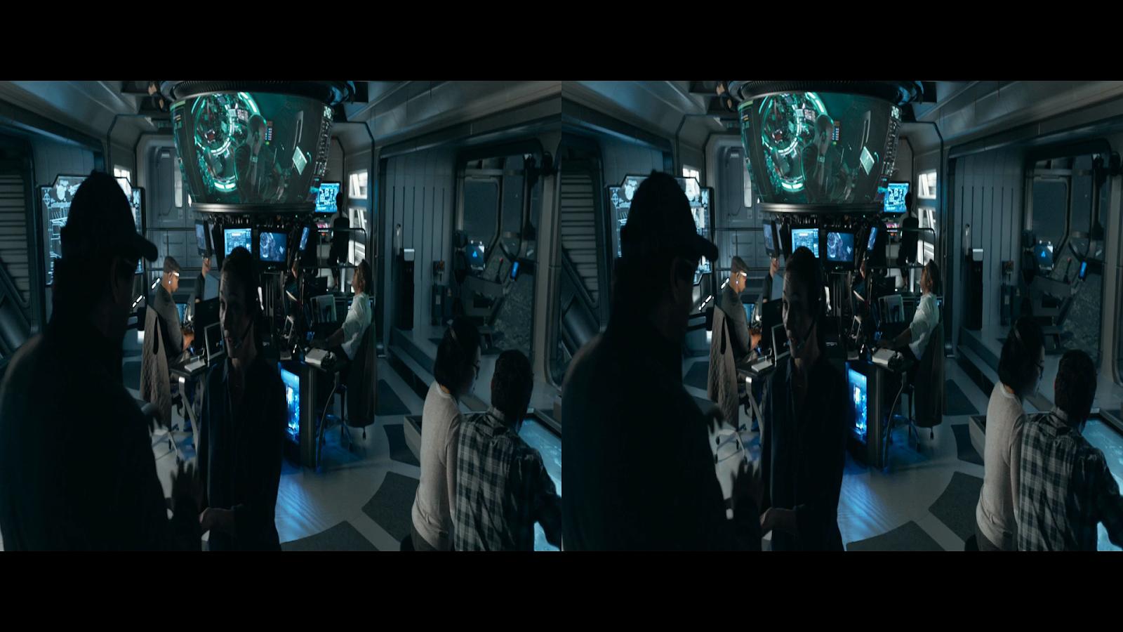 Megalodón (2018) 3D SBS Full 1080p Latino-Castellano-Ingles captura 4