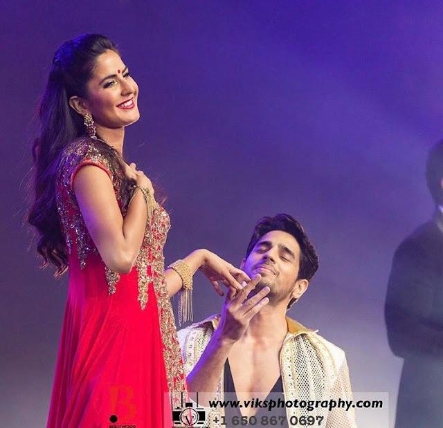 Sidharth Malhotra and Katrina Kaif