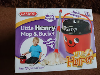 Henry Mop and Bucket Toy