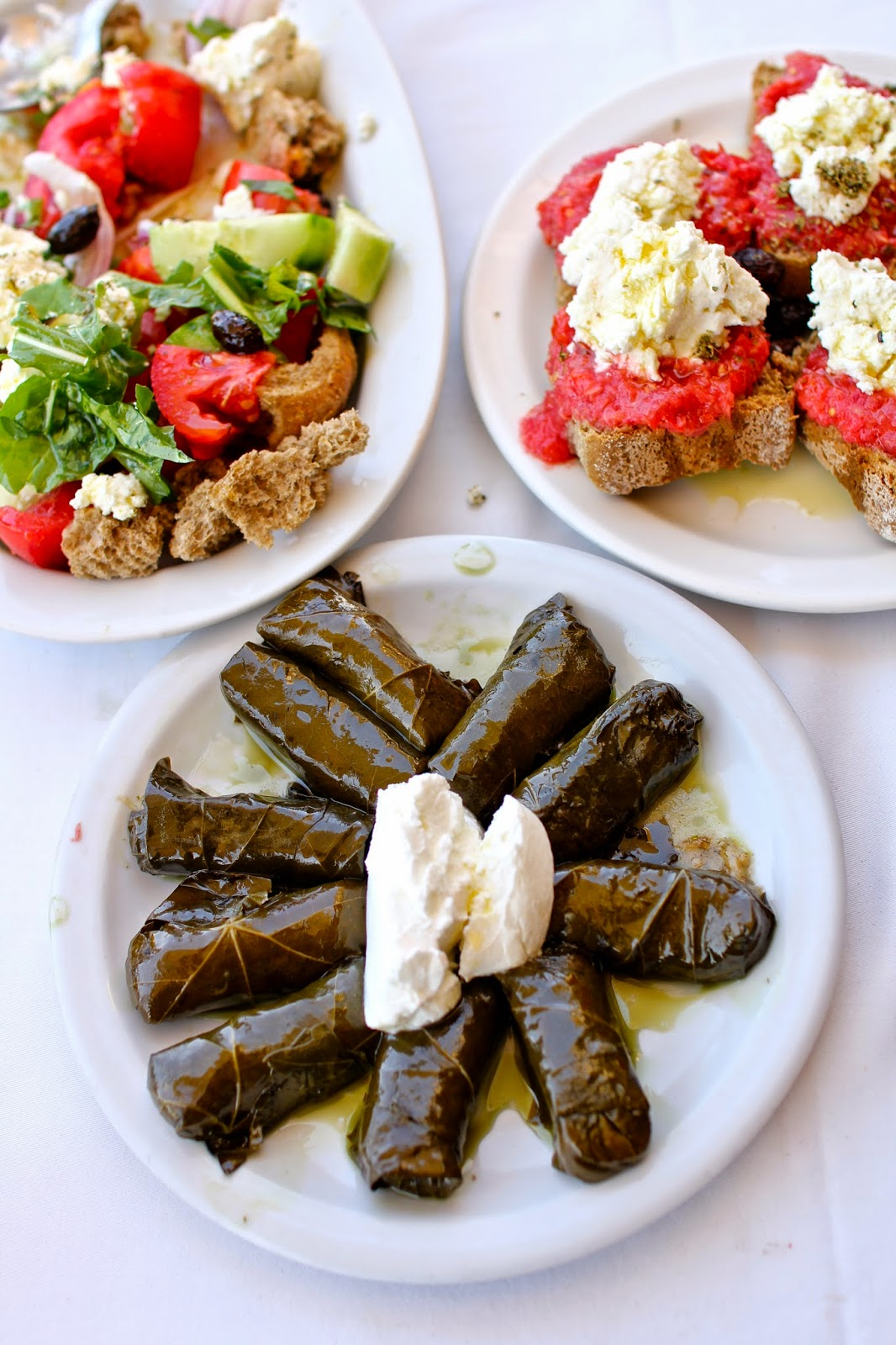 Dolmades | My 5 favorite gluten-free dishes in Greece