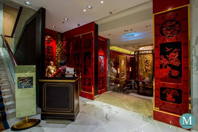 Shang Palace at Kowloon Shangri-La, Hong Kong