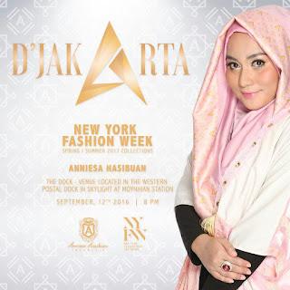 Designer Muslim Muda Anniesa Hasibuan
