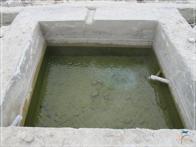 Panamik Hot Sring