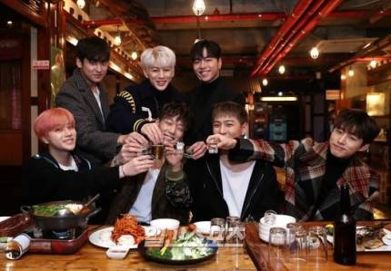 """iKON """"GDA Rookie of the Year→Grand Prize, we learned humility and gratitude"""""""