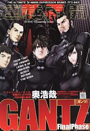 Download Gantz Sub Indonesia Gantz Completed Anime Qta Download Anime Sub INDO x
