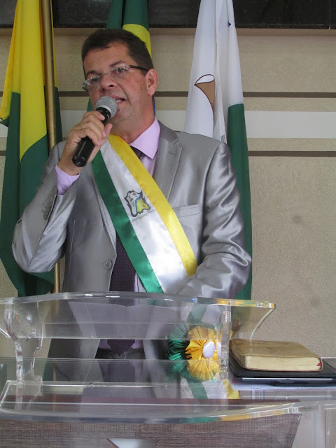 Resultado de imagem para prefeito Kiefer Roberto Cavalcante