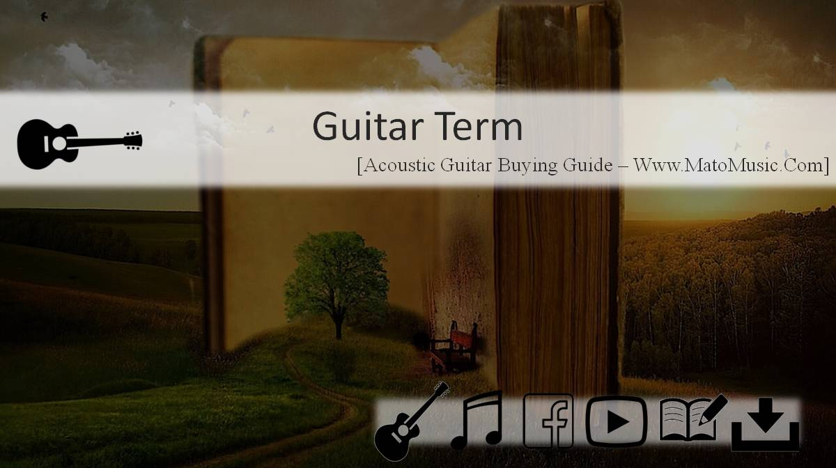 Acoustic Guitar Term