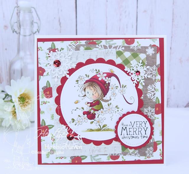 Heather's Hobbie Haven - Garden Gnome Card Kit