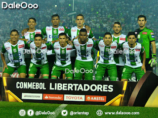 Oriente Petrolero debutó ganando a Universitario de Perú en la Copa Conmebol Libertadores - DaleOoo