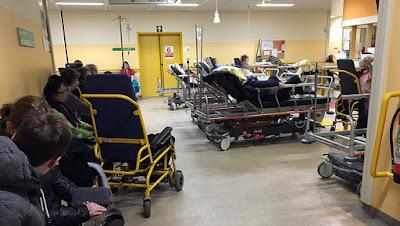Больница в австрийской столице