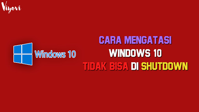 masalah fast startup windows 8 windows 10