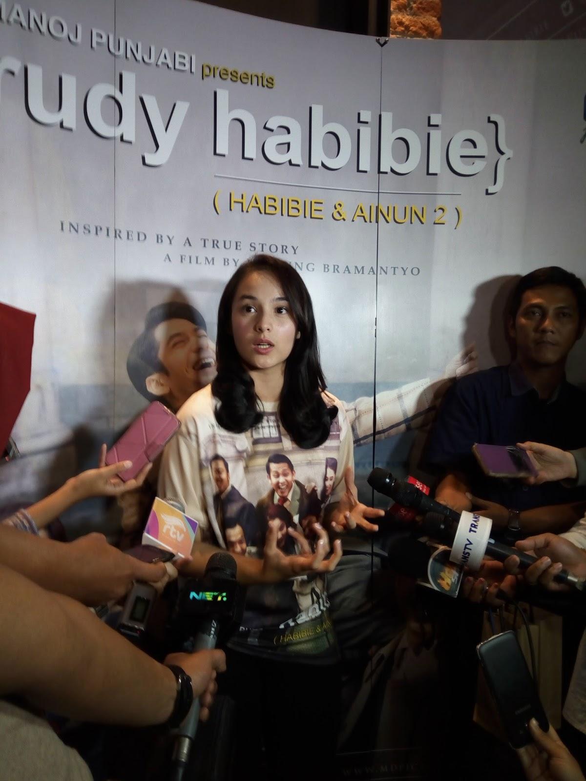 JurnaLand Film Rudy Habibie Habibie Ainun 2 Perihal Cinta