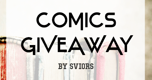 COMICS GIVEAWAY BY SVIORS
