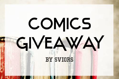 COMICS GIVEAWAY by SVIORS